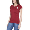 Edelrid Highball t-shirt Dames rood
